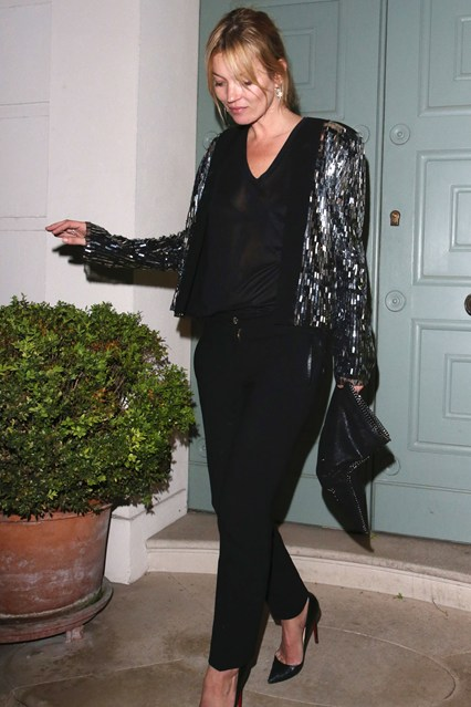 kate-moss-sequin-jeacket-louboutin-heels-street-style-model-off-duty